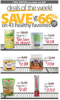 Up to 56% offSuper Sale @ VitaCost