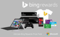 Bing rewardsUltimate Bing Rewards Prize Pack