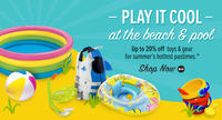 20% Offbeach and pool toys @ YoYo.com