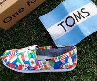 $10 OFF $100Sitewide @ TOMS