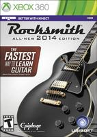 $39.99 Rocksmith 2014 Edition for Xbox One (Cable Included)