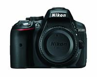Nikon D5300 24.2 MP CMOS Digital SLR Camera w/ Wi-Fi + GPS