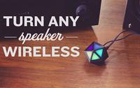Moto Stream (turns any regular speaker into a shareable Bluetooth one)