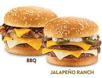 Buy One Get One FREE Ultimate Cheeseburger @ Jack in the Box