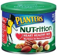$8.97 Planters NUT-rition 9.75oz. Heart Healthy Mix 3-Pack