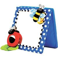 $8.15 Sassy Crib and Floor Mirror