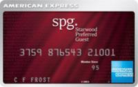Earn up to 25,000 bonus Starpoints® Starwood Preferred Guest(R) Credit Card from American Express