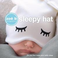 $18 Zoe B Organic Organic Sleepy Hats Made in USA (preemie, pinkdelicious)