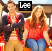 20% Offorders over $50 @ Lee Jeans