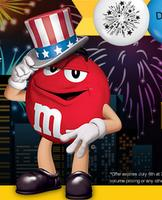 10% Off $50 or 15% Off $100with Your Order @ My M&Ms