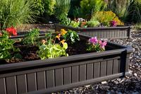 $40.99 Lifetime Products 60065 4' x 4' Raised Garden Bed, 1-Bed