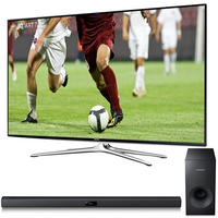 "$1397.99 65"" Samsung UN65H6350 Class 1080p 120Hz LED Smart HDTV + $300 Dell eGift Card"
