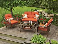 $448.5 Azalea Ridge 4-Piece Patio