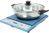 $39.99 TATUNG TICT-1502MU Portable Induction Cooktop with Stainless Steel Pot