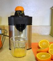 Cuisinart - Pulp Control Citrus Juicer - Stainless-Steel/Black