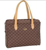 Pierre Cardin Signature Tote +Free Shipping @ Luggage Guy