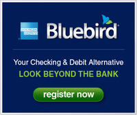 No Monthly Fee The Amex Bluebird℠ from American Express