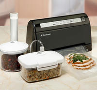 $89FoodSaver V3431 Vacuum Sealer - The Fresh Starter Kit