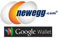 $15 Off $50 When Make Newegg Purchase via Google Wallet on Your iPhone