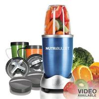 $47.99 NutriBullet 12-pc. 600-Watt Superfood Nutrition Extractor & Blender Set