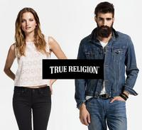 Up to 60% OffTrue Religion Private Warehouse Event