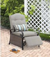 $148.5 Mainstays Outdoor Recliner