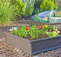 $55.98 Lifetime 4x4-Foot Raised Garden Bed