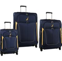 Nautica Galley 3 Piece Spinner Luggage Set @Luggage Guy