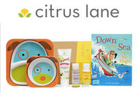 First Box Free on 3 or 6 Month Subscriptions @ Citrus Lane