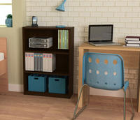 $15.12 Ameriwood 3-Shelf Bookcase(6 colors)