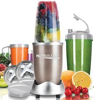 $79.99 NutriBullet Pro 900 32Oz. Blender Silver NB9-1501 + $10 Gift Card