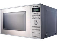 Panasonic 0.8 Cu. Ft. Compact Countertop Microwave with Inverter Technology NN-SD372S Stainless