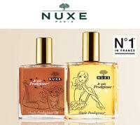 Free Gifts + Free Shippingwith Any $40 Purhase or More@Nuxe