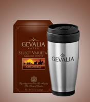 $20for 5 Coffees at Gevalia + Stainless Steel Mug for $1