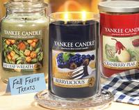 Buy 1 Get 1 FreeLarge Jar Candle Sale @ Yankee Candle
