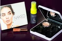 Free 4-piece delux samplewith $30 purchase @ Urban Decay