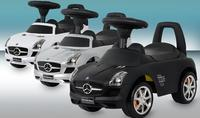 $53.99 Mercedes Ride-On Push Car for Toddlers