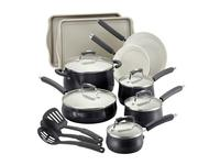 Paula Deen Savannah Collection 17-Piece Cookware Set