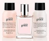 Free amazing grace gift with any philosophy.com order of $50 or more