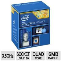 Intel Core i5-4690K Processor Quad Core, 3.5GHz (6M Cache, up to 3.90 GHz)