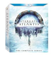 $43.99 Stargate Atlantis: The Complete Series [Blu-ray]