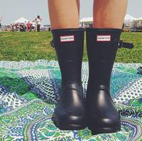 Up to 45% Off + Extra 15% Off Hunter Boots @ 6PM.com