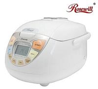Rosewill RHRC-13001 5.5 cup uncooked/11 cup cooked Fuzzy Logic Rice Cooker