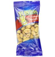 $12.9 Pack of 72 Planters Peanuts Salted 1-Ounce Single Serve Packages
