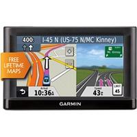 "$85 Garmin nuvi 52LM 5.0"" GPS Navigation System with Lifetime Map Updates"
