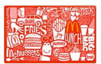 Up to 11% OFFMcDonald's Gift Cards @ Raise