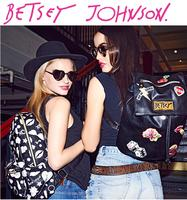 Extra 20% off $125Sitewide @ Betsey Johnson