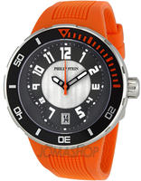 Philip Stein Extreme Rubber Strap Mens Watch (3 styles)