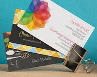 $9.99500 Business Cards @ Vistaprint