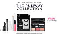 Free The Runway Collection($21 Value)on Orders of $25 or More @EyesLipsFace.com!